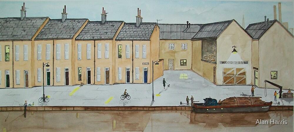 """Canal Street"" by Alan Harris"