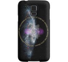 Galactic Core Consciousness Samsung Galaxy Case/Skin