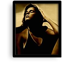 Lovely Pose Canvas Print