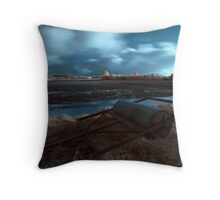 Roller (IR) Throw Pillow