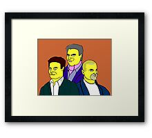 MasterChef Australia - (Red Edition) Framed Print