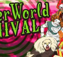 The Netherworld Carnival Sticker
