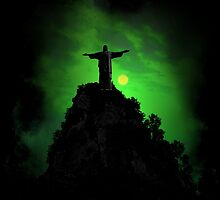 Christ the Redeemer by 10813Apparel