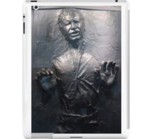 Han Solo Carbonite iPad Case/Skin