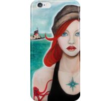 What the Sea gave me iPhone Case/Skin
