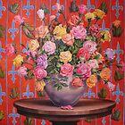 Rosas y Ranitas by HDPotwin