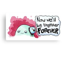 Forever Ever? Metal Print
