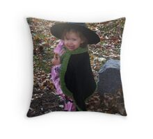 The Witch Of  Westland Throw Pillow
