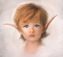 Elfling Girl by SheriChen