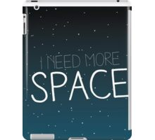 I need more space on starfield iPad Case/Skin
