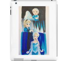 Elsa evolution  iPad Case/Skin