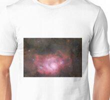 Lagoon Nebula Unisex T-Shirt
