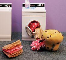Laundry Day by cuddlesandrage