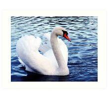 Cygnus (Swan) Art Print