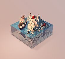 Polar Expedition by fabric8