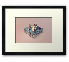Polar Expedition Framed Print