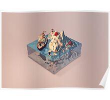 Polar Expedition Poster