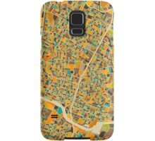AUSTIN, TEXAS MAP Samsung Galaxy Case/Skin