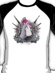 Graffiti Heraldry T-Shirt
