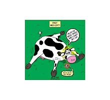 Cow First Moo-lert Emergency Response System by Rich Diesslin