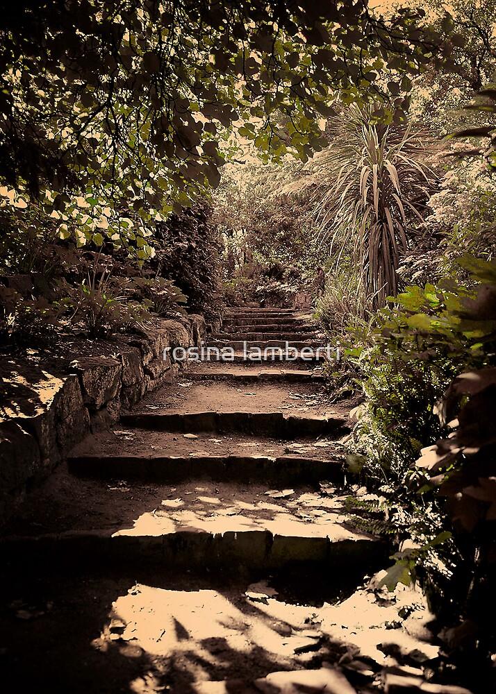Fitzroy Gardens by Rosina  Lamberti
