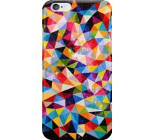 Space Shapes iPhone Case/Skin
