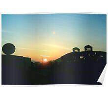 sunsets V Poster