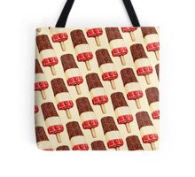 Fab Popsicle Pattern Tote Bag