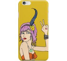 Festival Girl iPhone Case/Skin