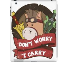 Courier Dota 2 iPad Case/Skin