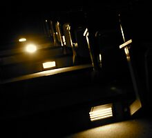 House Lights Go by Becky Buhlig