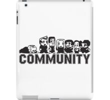 8 Bit Community iPad Case/Skin