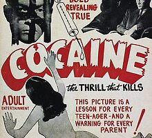 COCAINE the thrill that kills  by brotherbear