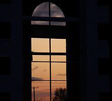 Twilight window by mikequigley
