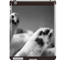 I'm exhausted iPad Case/Skin