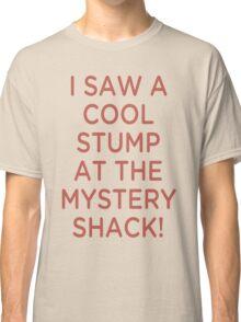 cool stump Classic T-Shirt
