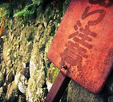 Rusty Sign by Miko Coffey