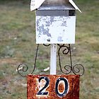 My Old Letter Box! by Lesley  Hill