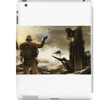 You're Clear For Takeoff iPad Case/Skin