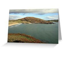Mizen Head coast Greeting Card