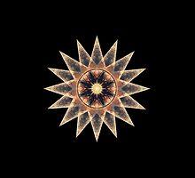 star mandala by filippobassano