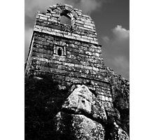 Roche Rock Photographic Print