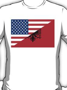 usa albania T-Shirt