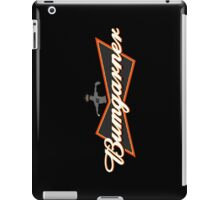 Bumgarner - The King Of Baseball iPad Case/Skin