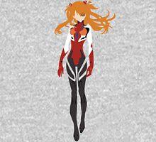 Asuka - Evangelion (2nd) Womens Fitted T-Shirt