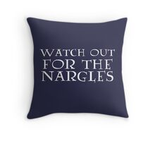 Watch Out Throw Pillow