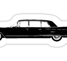 1961 Cadillac Fleetwood Sticker