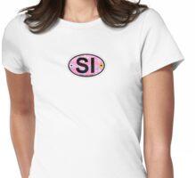 Sanibel Island - Florida. Womens Fitted T-Shirt