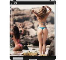 Tap Dat S iPad Case/Skin