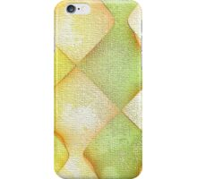 Citrus Grunge iPhone Case/Skin